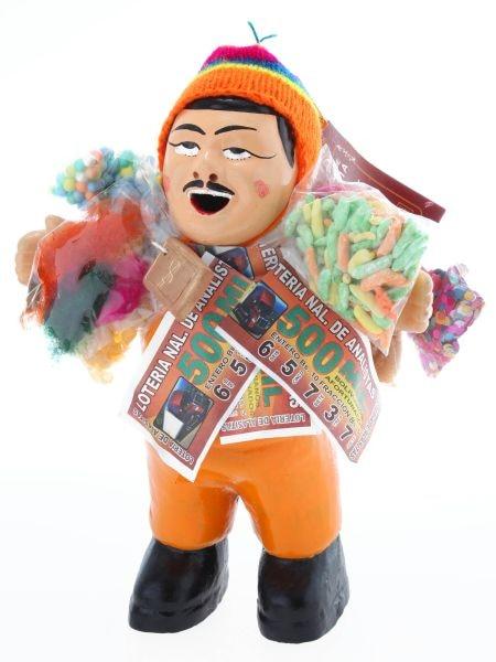 エケコ人形Lサイズ