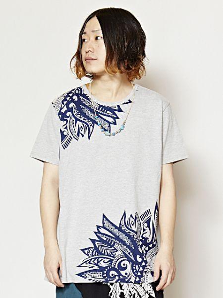 ネイダーラメンズTシャツ