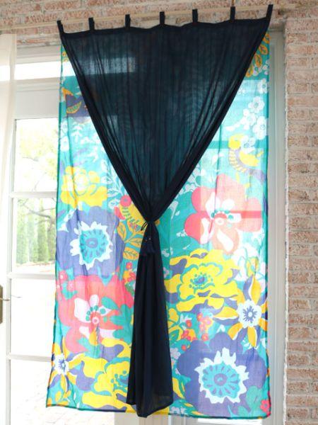 ガーデンカーテン178cm