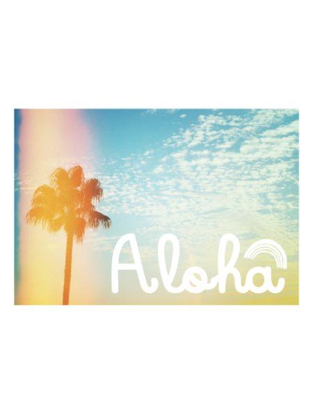 ハワイアンポストカード