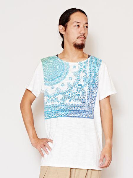 バルカラメンズTシャツ